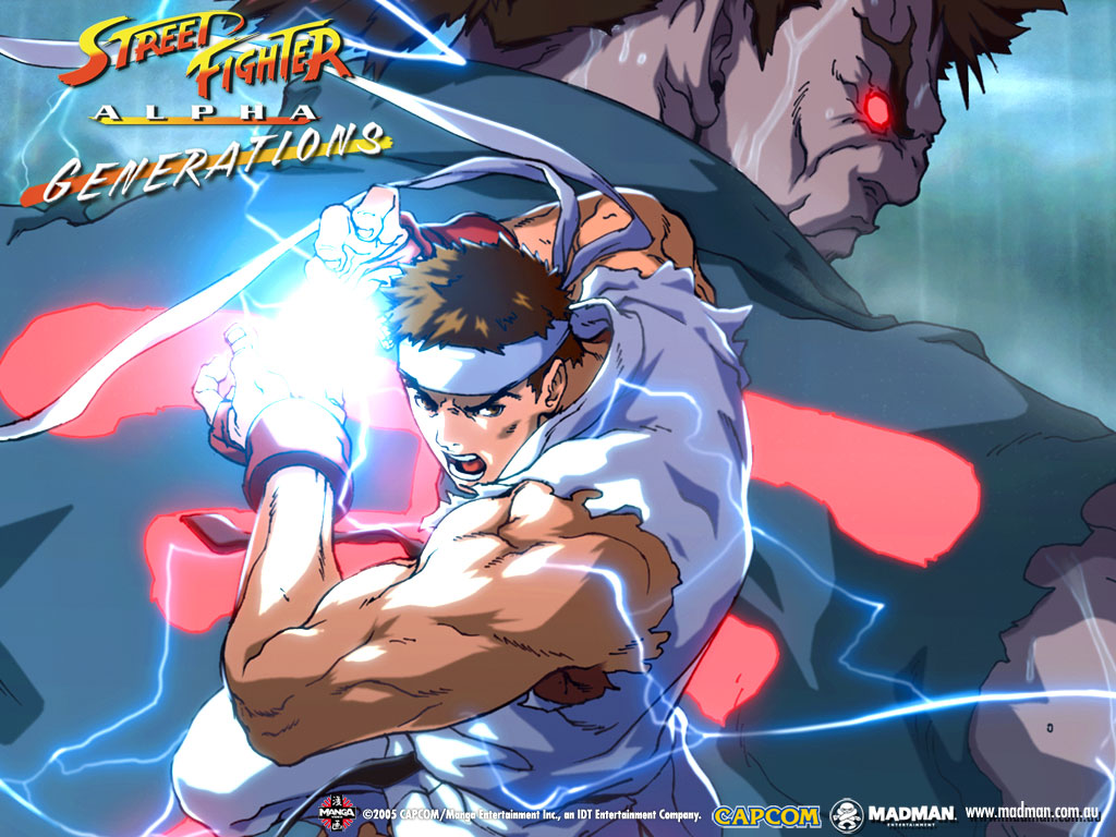 Street Fighter 25th Anniversary | Gamer Spoiler