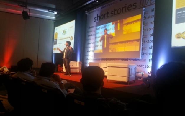 Foto (Reprodução): Evento Short Stories Live